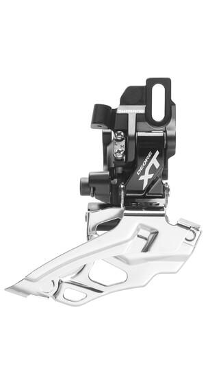 Shimano Deore XT FD-786 Umwerfer 2-fach dual pull schwarz